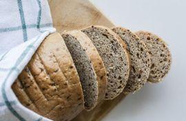Bezlepkový chlieb Alpský 500g