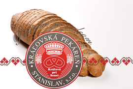 Tmavý chlieb